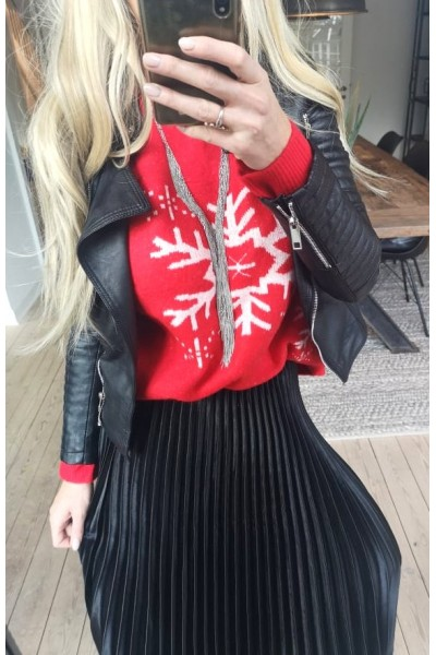 Christmas Knit - Red