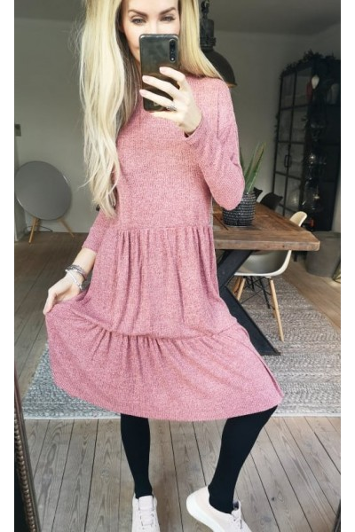 SisterS Point - Vini Dress - Blush Mel