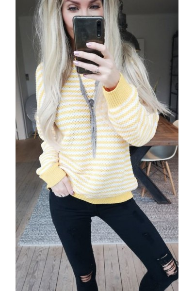Ina Knit - Yellow