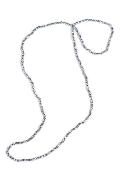 Must Have Necklace - Silver