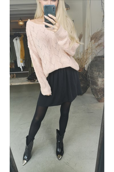 Pil Beauty Knit - Baby Rose