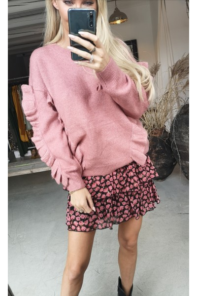 Dream Soft Knit - Rose