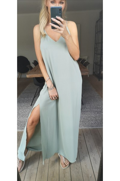 Simpel Beauty Dress - Ice Green