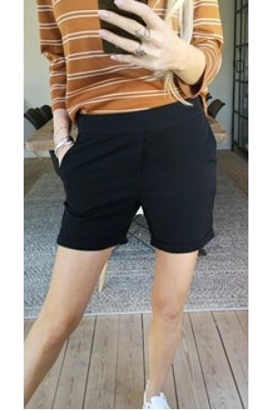 OBJECT - Objcecilie Shorts - Black