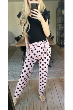 Candy Loose Pants - Rose