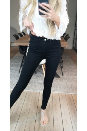 Rosa Soft Pants - Black